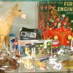 vintage collectible toys marx horse