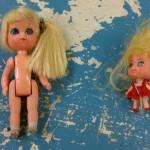 vintage retro mattel dolls kiddles