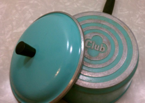 vintage club aluminum kitchen ware