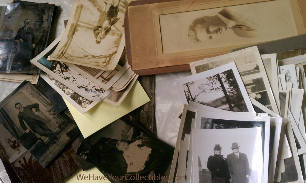 Antique & Vintage Photographs