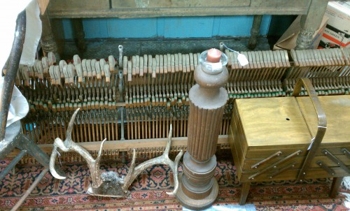 piano parts at exit 55 antiques