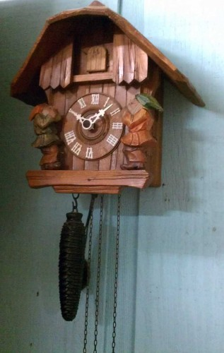 1930s cuckoo clock