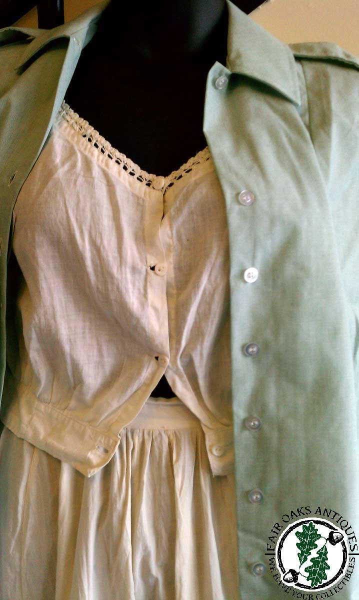 Authentic Prairie Style With Vintage Fashions