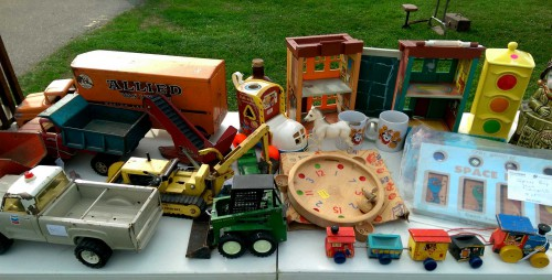 vintage toys fair oaks antiques