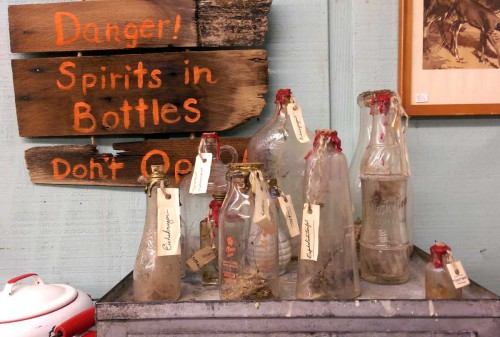 danger spirit bottles do not open
