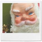 retro_rubber_faced_santa_polaroid_napkins