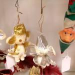 vintage kitschy christmas ornaments fair oaks antiques
