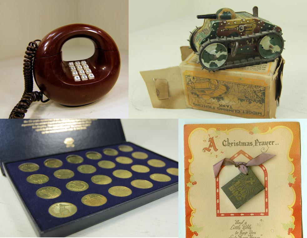 Recent Offerings In Vintage Collectibles