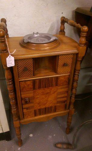 vintage-parquet-smoking-table-humidor-masons-ashtray