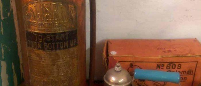 antique-copper-fire-extinguisher-blue-coleman-iron
