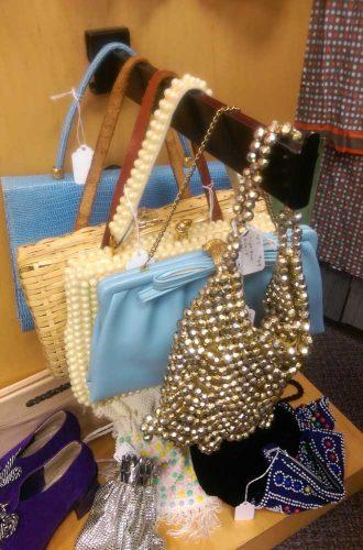 vintage-purses-handbags-purple-suede-shoes-fargo-moorhead