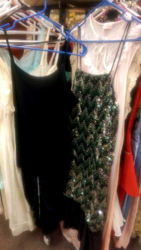 vintage-retro-rhinestone-sequined-dresses-NOS-with-tags-80s