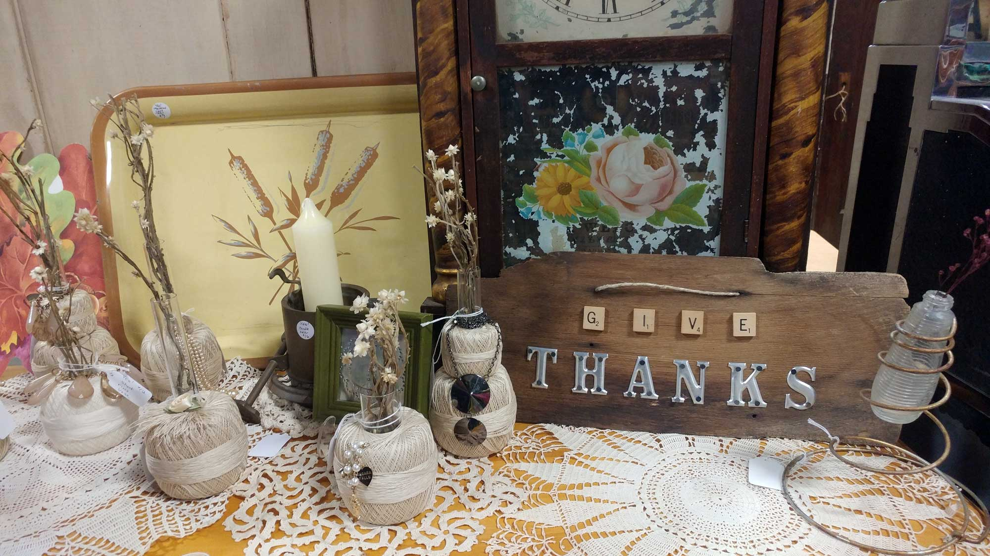 Giving Thanks – & A Little Fall Decor DIY