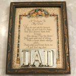 antique-vintage-dad-motto-plaque