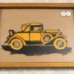 vintage-chevrolet-yellow-black-needlework